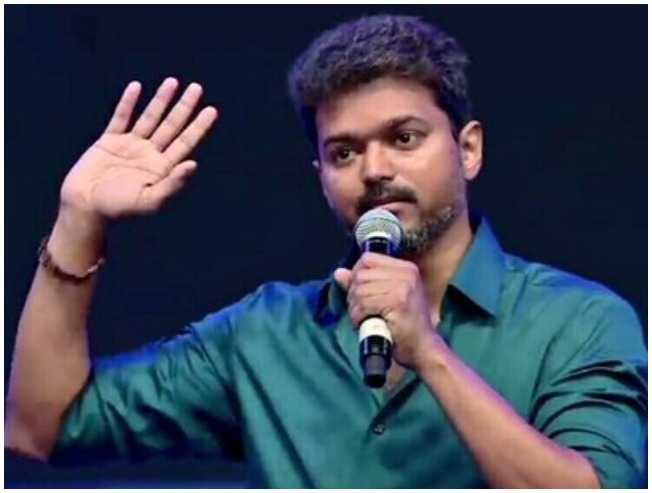 Trending astrologer predicts Vijay's political entry