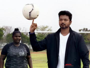 Thalapathy Vijay Bigil producer Archana Kalpathi Chennaiyin FC - Tamil Movie Cinema News