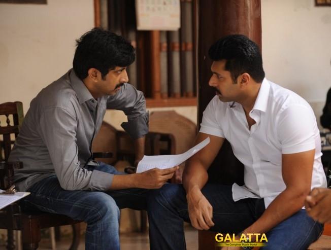 Thani Oruvan 2 Mohan Raja Story Plan Revealed Jayam Ravi