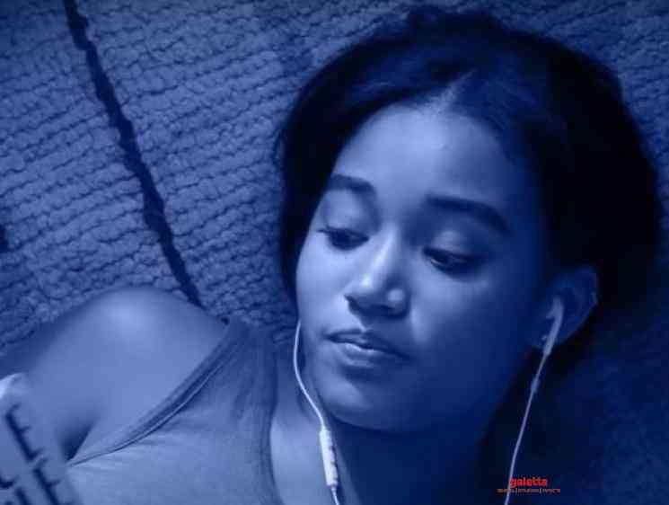 The Eddy x Jorja Smith Kiss Me In The Morning lyrics Netflix - Tamil Movie Cinema News