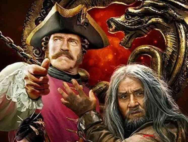 The Iron Mask Trailer Jackie Chan Arnold Schwarzenegger - Tamil Movie Cinema News