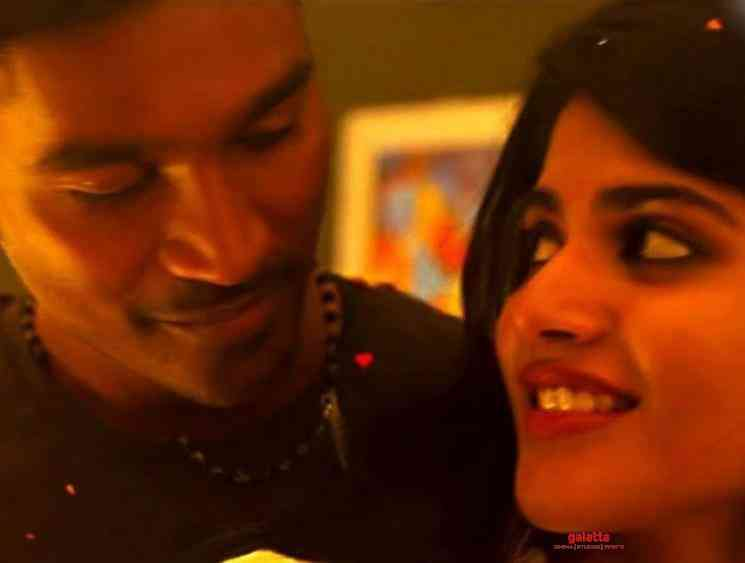 Thirudaadhe Thirudaadhe vdeo Song ENPT Dhanush Megha Akash - Tamil Movie Cinema News