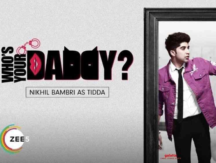 Tidda the Mystery Kid Whos Your Daddy Promo ZEE5 - Hindi Movie Cinema News