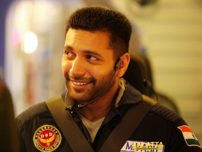 Tik Tik Tik: Jayam Ravi Creates New Record