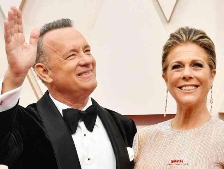 Tom Hanks and wife Rita Wilson test positive for coronavirus - English Movie Cinema News