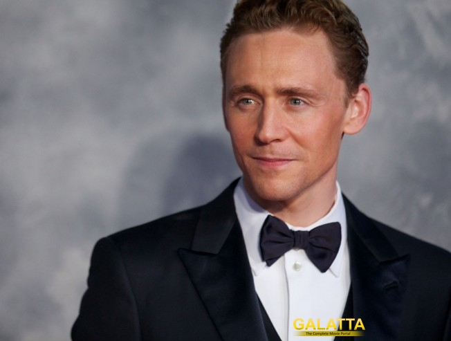 - I love James Bond theme : Tom Hiddleston