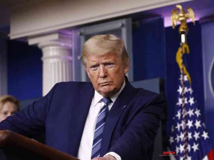 Donald Trump suspends immigration to protect American jobs - Tamil Movie Cinema News