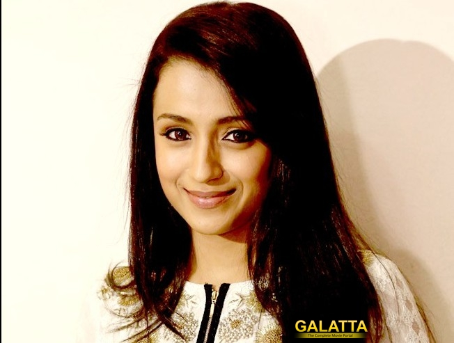 Trisha wants to act with Superstar