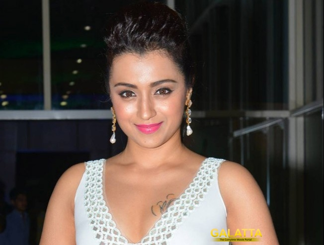 Trisha in another women-centric film?