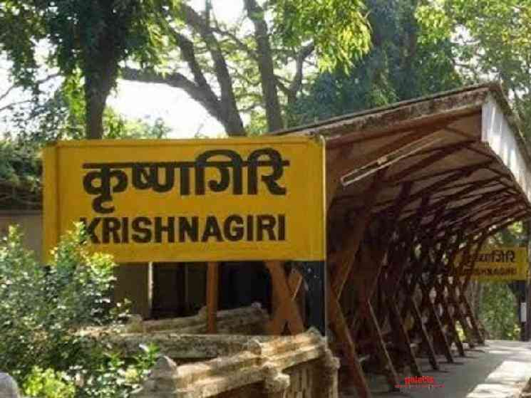 Breaking Krishnagiri locked down due to COVID threat - Tamil Movie Cinema News