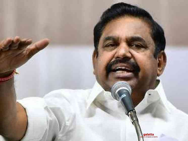 TN CM Edappadi Palanisamy issues strict steps for COVID control - Tamil Movie Cinema News