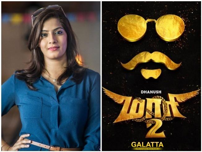 Varalaxmi Sarathkumar As A Villain In Dhanush Maari 2 Sai Pallavi