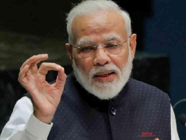 Indian PM Narendra Modi tops global leaders in COVID fight - Tamil Movie Cinema News