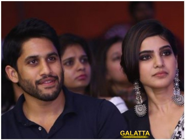 Samantha Akkineni And Naga Chaitanya In Exciting Upcoming Biopic
