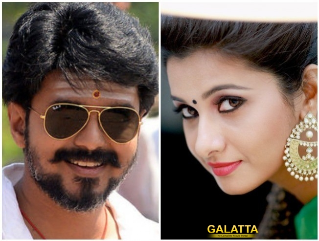 Vijay Appreciates Priya Bhavani Shankar For Meyaadha Maan Performance