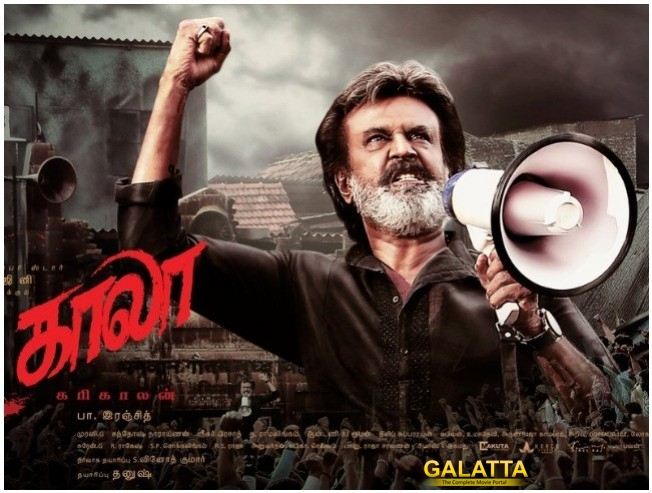 Rajinikanth Starrer Kaala Gets UA Censor And Runtime Details Revealed