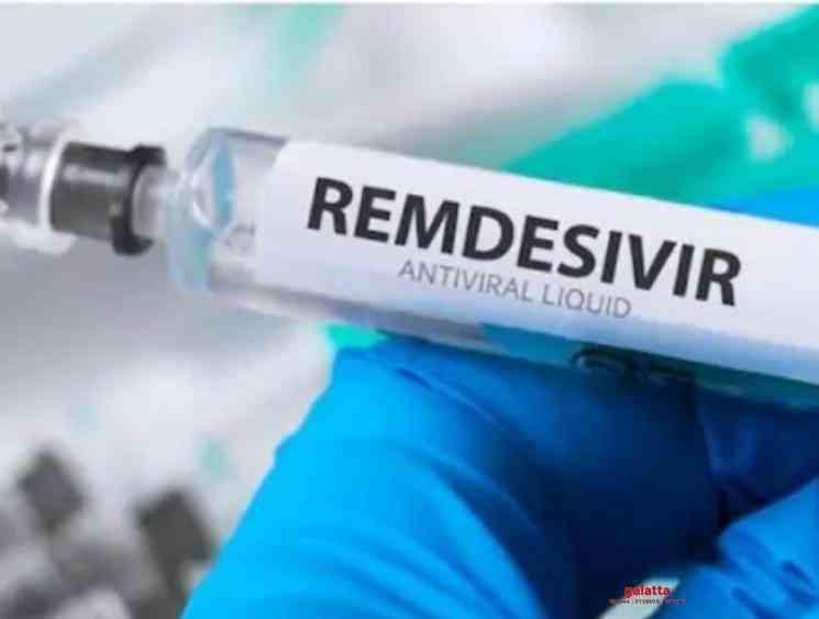 US allows remdesivir for emergency use to treat corona patients - Tamil Movie Cinema News
