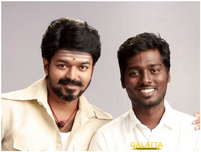 Director Atlee Next Film After Mersal To Be In Telugu With Leading Star