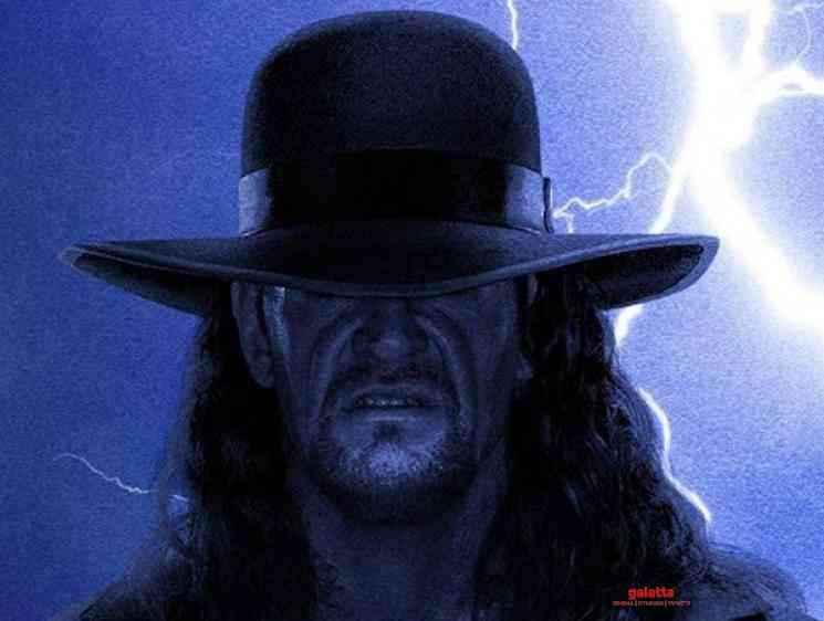 Undertaker The Last Ride premieres May 10th on WWE Network - Tamil Movie Cinema News