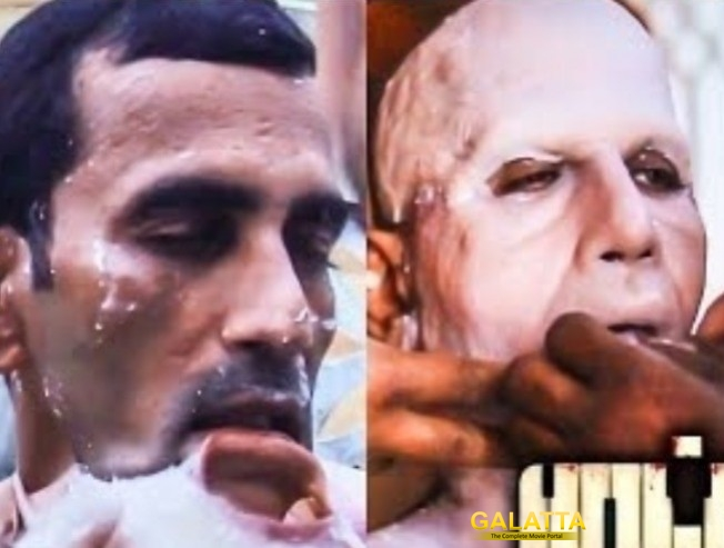 Ratsasan Villain Christopher Revealed As Saravanan Naan Fame