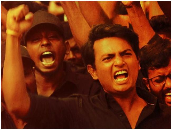 Check out the new fiery song from Uriyadi 2 here