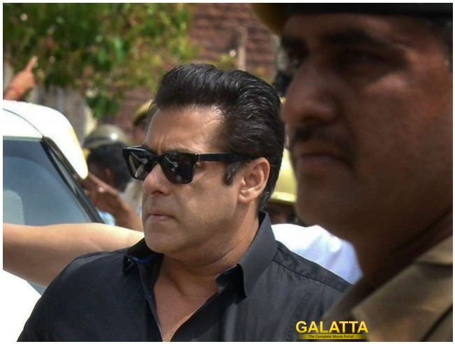 Salman Khan To Spend Second Night At Jodhpur Central Jail For Blackbuck Poaching Case Sentence