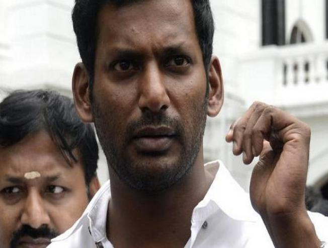 Vishal Resumes Shoot With Sundar C Tamannaah Movie Kushboo Tweet