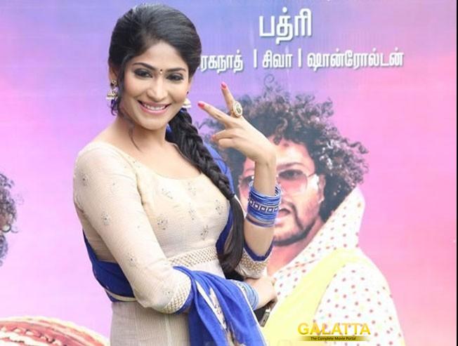 Vijayalakshmi makes a comeback