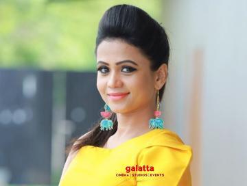 VJ Manimegalai marriage hussain second anniversary Vijay TV - Tamil Movie Cinema News