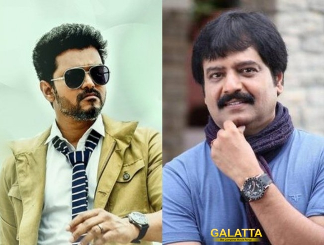 Thalapathy Vijat Sarkar Songs Gets Appreciation From Actor Vivek