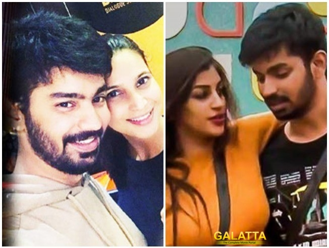 Bigg Boss Tamil 2 Mahat Yashik Relationship Prachi Mishra Breaks Up