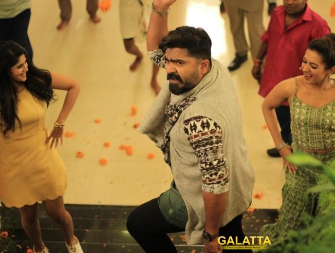 Vaanga Machan Vaanga Lyric Video Vantha Rajavathaan Varuven STR Simbu