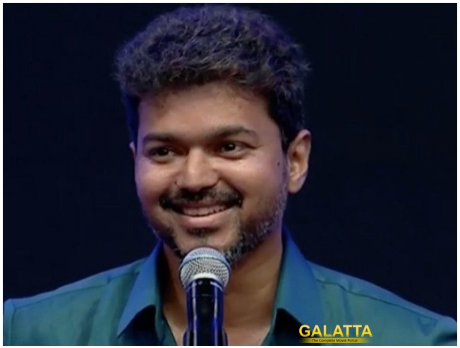 Sarkar Audio Launch Thalapathy Vijay VJ Diya Menon Emotional Facebook Post