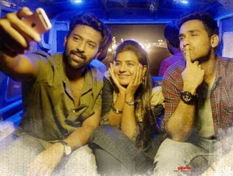 Vaanam Kottattum En Uyir Kaatre song video Mani Ratnam Sid Sriram - Tamil Movie Cinema News