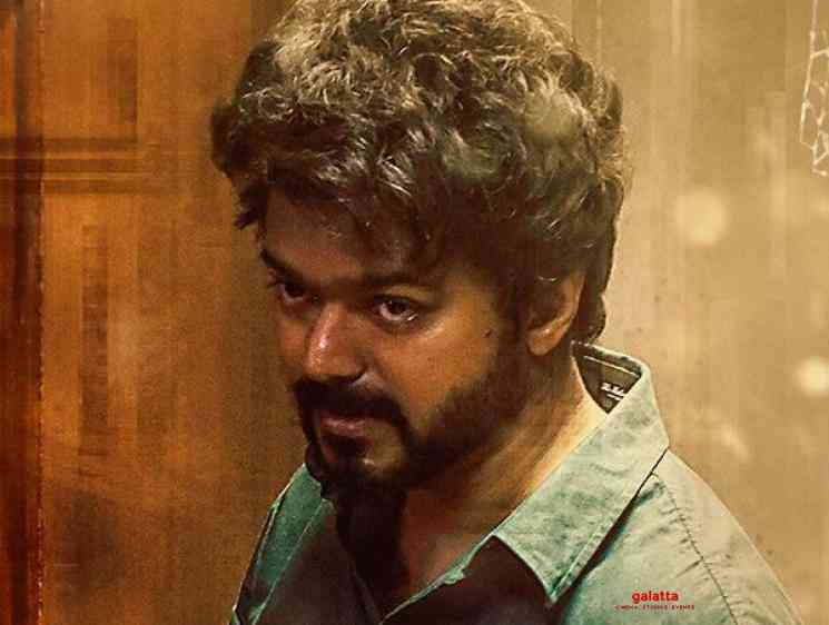 Master Vaathi Raid Song Vijay Anirudh Lokesh Kanagaraj - Telugu Movie Cinema News