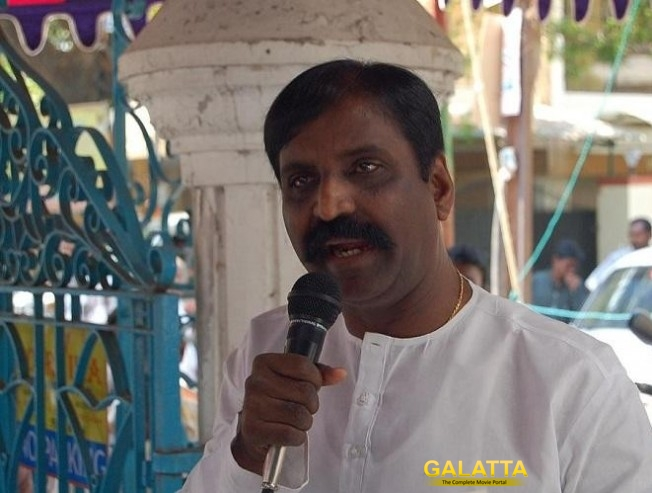 vairamuthu new post on aandal controversy madhan karky supports father
