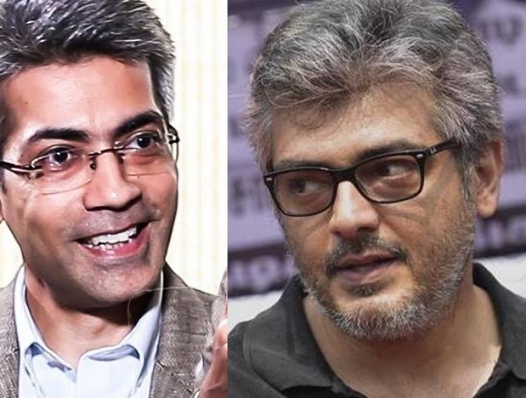Valimai Ajith brother Jodi 365 CEO Anil Kumar Galatta interview  - Tamil Movie Cinema News