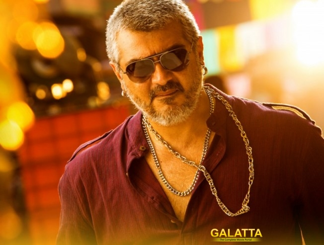 Viswasam Will Have Thala Ajith Speak In Local Chennai Slang