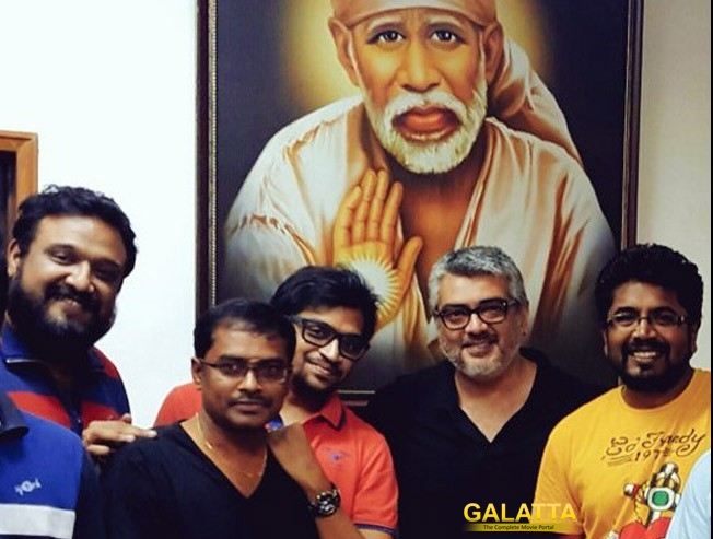 Siva retains many Vedalam actors for Thala 57