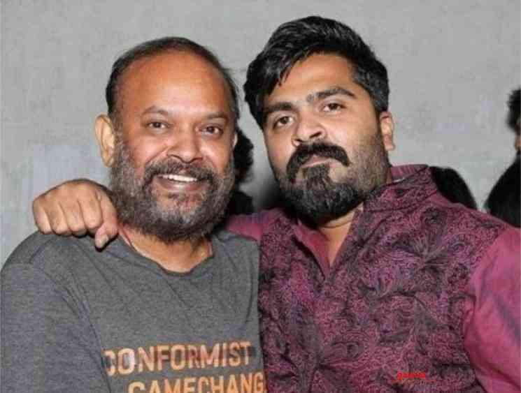 Venkat Prabhu invites fans to name Simbu character in Maanaadu - Tamil Movie Cinema News