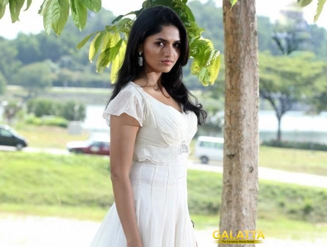 Sunaina has a Role in Dhanush's ENPT