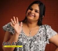 Vidyullekha Raman to join Theeya Velai Seiyyanum Kumaru team!