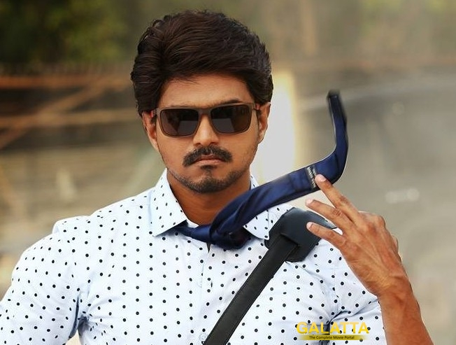 Update on Vijay's Hollywood film