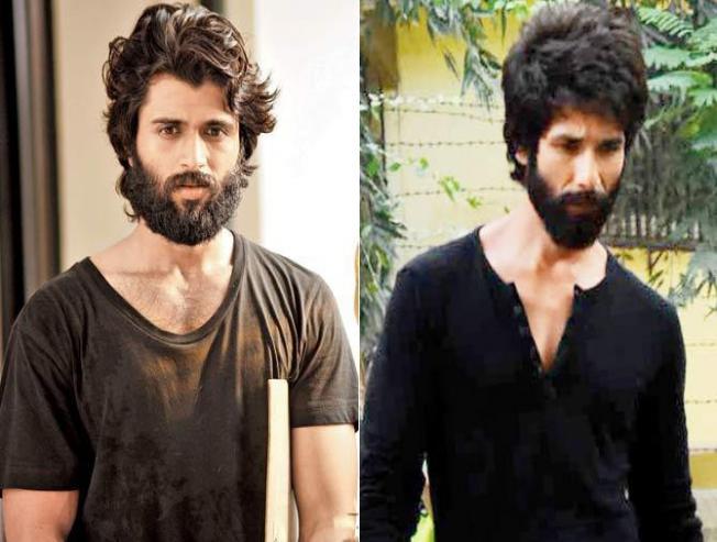 Vijay Deverakondas reaction to the teaser of Shahid Kapoors Kabir Singh teaser an official remake of Arjun Reddy