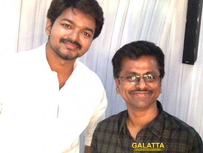 Vijay to team up again with AR Murugadoss