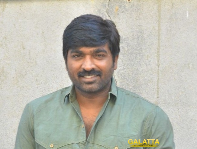 Vijay Sethupathi talks about Kavan