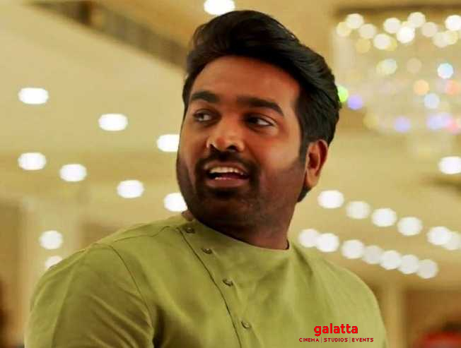 Vijay Sethupathi begins yet another interesting film - check it out!