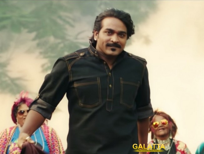 Vijay Sethupathi In Dual Roles Shown In Junga Rise Of Don Lyric Video Song