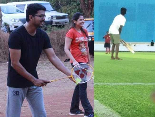 Thalapathy 63: After badminton Atlee and team choose cricket