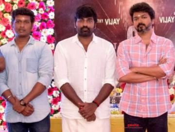 vijay thalapathy 64 lokesh kanagaraj brigida saga prem kumar - Movie Cinema News